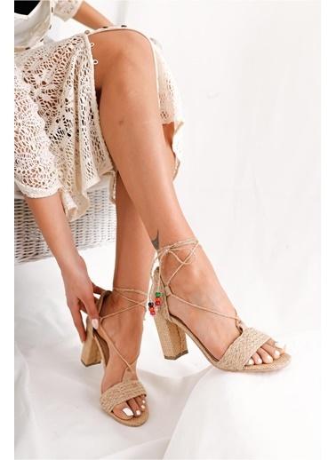 Limoya Sandalet Ten